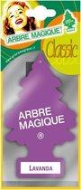 Arbre Magique Luchtverfrisser Lavendel - Geurboom Auto