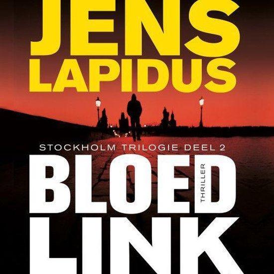 Stockholm Noir-Trilogie 2 - Bloedlink - Jens Lapidus  