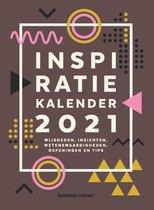 De inspiratie Scheurkalender 2021