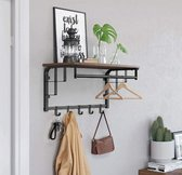 iBella Living - Wand kapstok - 66 x 27 x 30 cm