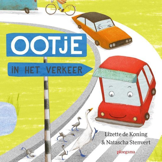 Ootje in het verkeer - Lizette de Koning |