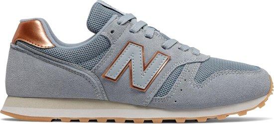 New Balance 373 Sneaker Sneakers - Maat 40.5 - Vrouwen - Blauw/brons