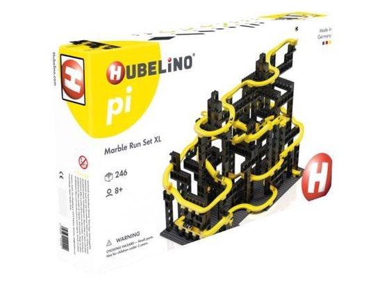 Hubelino Pi knikkerset 246 dlg XL