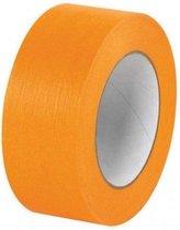 Masking tape geel 24mm
