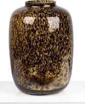 Glazen vaas Artic Cheetah XL Ø32,5 X H45 CM
