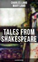 Boekomslag van 'Tales from Shakespeare (Illustrated Edition)'