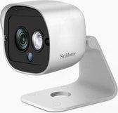 Srihome 3MP AI Camera – IP Security Camera Met Night Vision En Bewegingsdetectie - Binnen En Buiten