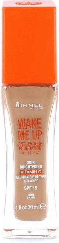 Rimmel Wake Me Up Foundation - 300 Sand