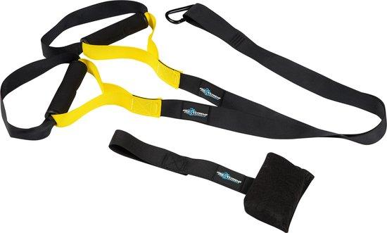 ProExtreme - Crossfit Suspension Trainer - TRX Krachtoefeningen - Sling Trainer - Suspension Trainer