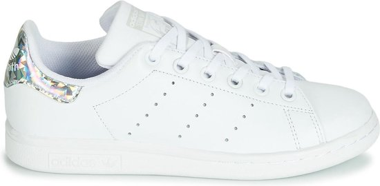 Adidas Stan Smith J Wit - Kinder Sneaker - EE8483 - Maat 35 1/2