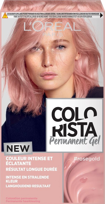 permanent haarverf