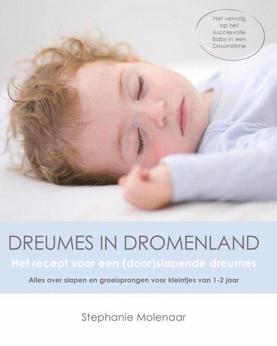 Dreumes in dromenland - Stephanie Molenaar  