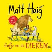Boek cover Eefje en de dieren van Matt Haig