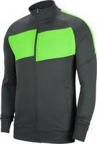 Nike Sportjas - Maat XXL  - Mannen - Grijs-groen