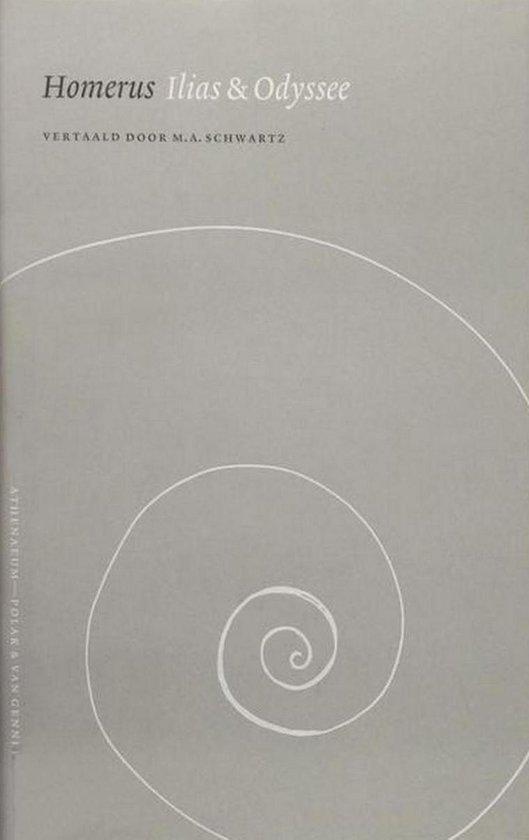 Ilias & Odyssee - Homerus | Readingchampions.org.uk