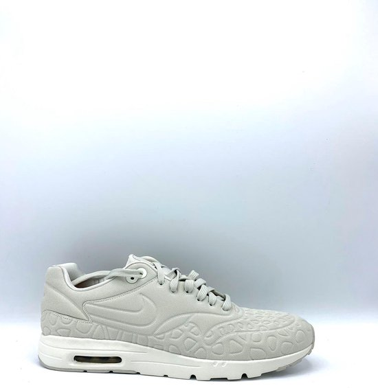 nike air max 1 ultra plush grijs
