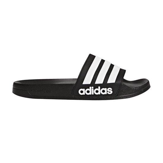 adidas Cf Adilette Slippers Unisex - Black/White