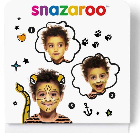Snazaroo Schmink set Unisex met 20 voorbeelden - Snazaroo