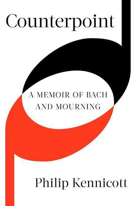 Boek cover Counterpoint: A Memoir of Bach and Mourning van Philip Kennicott (Onbekend)