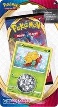 Pokémon Sword & Shield Checklane Booster Gossifleur - Pokémon Kaarten