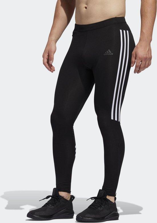 adidas Otr 3S Tight M Sportlegging Heren - Black - Maat XL
