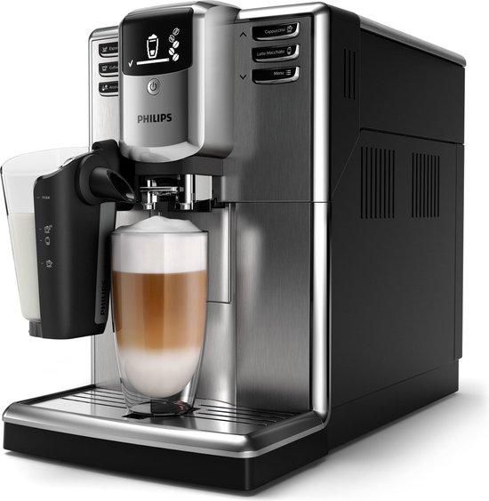 Philips 5000 serie EP5335/10 LatteGo - Espressomachine - RVS