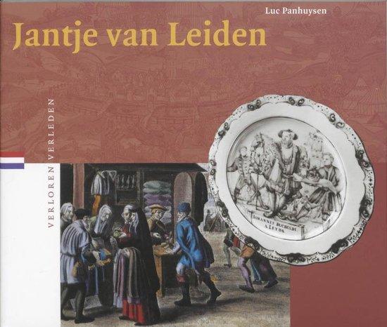 Verloren verleden 20 - Jantje van Leiden - Luc Panhuysen |