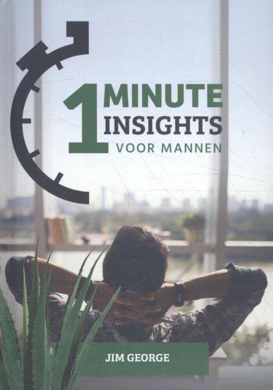 1 Minute Insights voor mannen - Jim George pdf epub