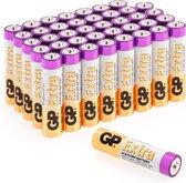 GP Extra Alkaline batterijen AAA micro mini penlite LR03 batterij 1.5V - 40 stuks AAA batterijen