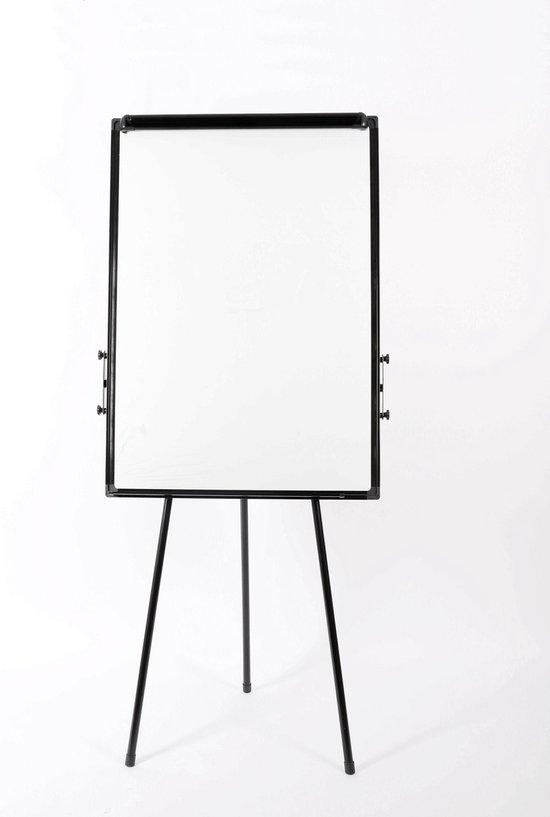 Afbeelding van 4offiz lichtgewicht Flipover inclusief toebehoren - 110-183cm - zwart