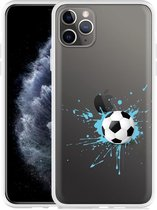 Apple iPhone 11 Pro Max Hoesje Soccer Ball