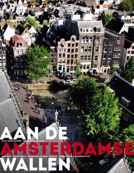 Afbeelding van Aan de Amsterdamse Wallen