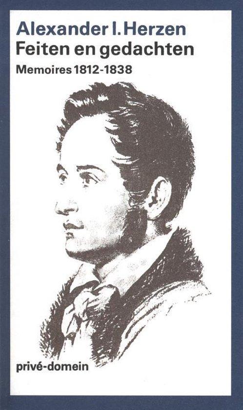 Privé-domein 90 - Feiten en gedachten Eerste boek 1812-38 - Alexander I. Herzen  