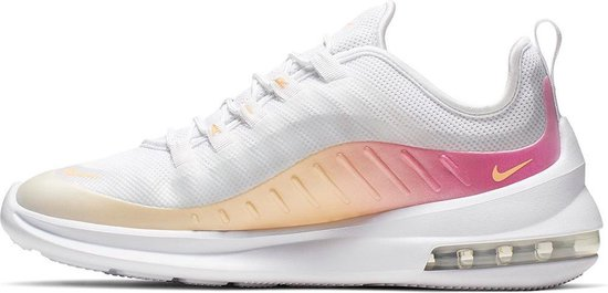 Nike Air Max Axis Premium sneakers dames witrozegeel
