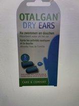 Otalgan - Dry Ears - Oortjes -2 verpakkingen met 5 paar 8711744031237