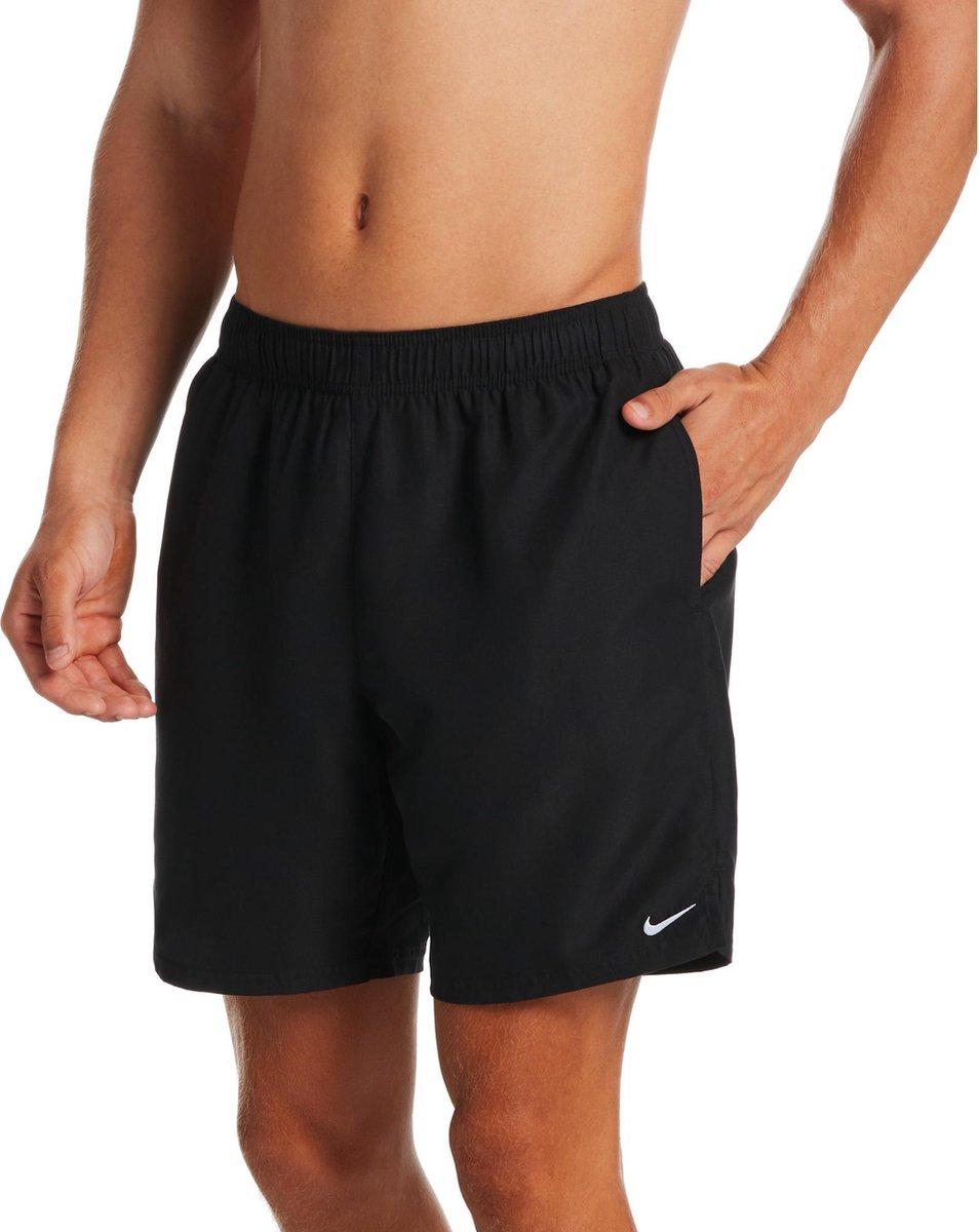 Nike Swim 7 VOLLEY SHORT Zwembroek - Zwart - Mannen - Maat S
