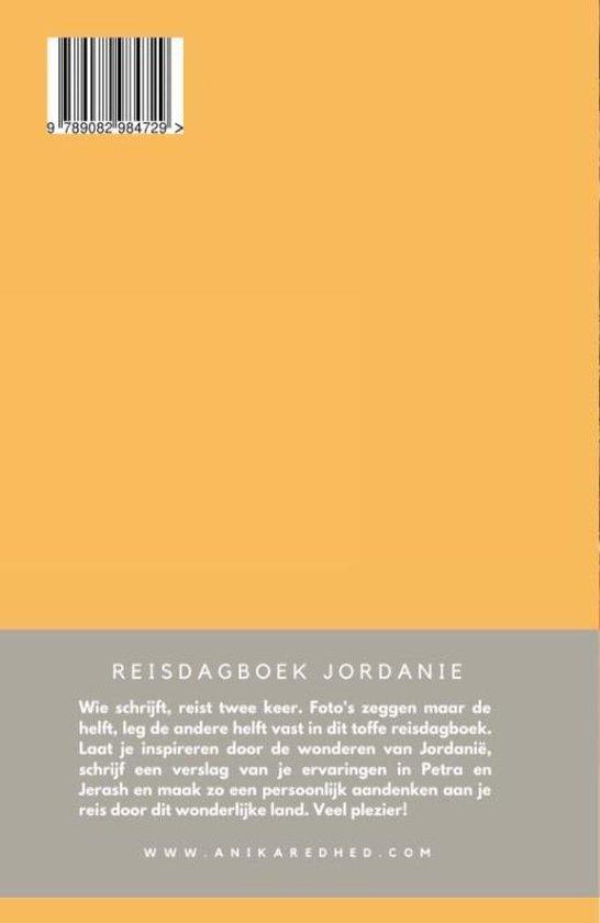 Reisdagboek Jordanië
