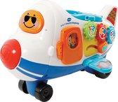 VTechToet Toet Auto's 2 in 1 Vrachtvliegtuig - Educatief Babyspeelgoed