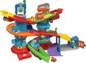 VTechToet Toet Auto's Politietoren - Educatief Babyspeelgoed