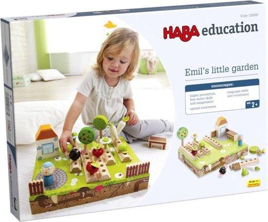 Afbeelding van het spel Haba Education Kinderspel Emil's Kleine Tuin