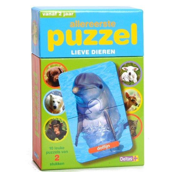 Allereerste puzzel / lieve dieren - nvt   Fthsonline.com