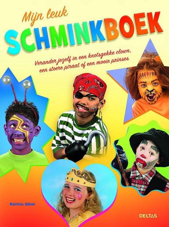 Mijn leuk schminkboek - P. Silver | Readingchampions.org.uk