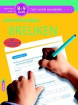 Tijd Voor Huiswerk - Oefenblaadjes Breuken | 8-9 jaar