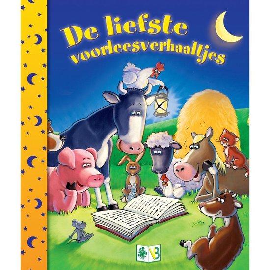 Kinderboeken voorleesboek De liefste voorleesverhaaltje - uitgave |