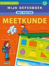 Deltas Mijn oefenboek met poster - Meetkunde (8-10 j.)