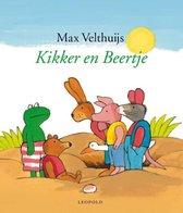 Boek cover Kikker en Beertje van Max Velthuijs