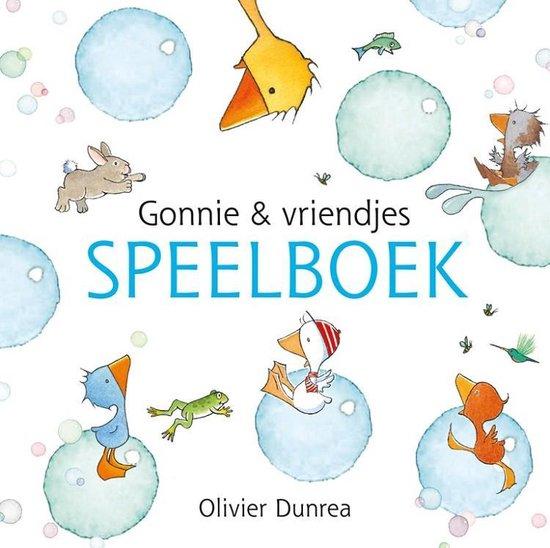 Gonnie & vriendjes - Speelboek - Olivier Dunrea |