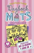 Boekomslag van 'Dagboek van een muts 13: Partystress'