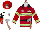 Great Pretenders Fireman with accessories / 5-6 years