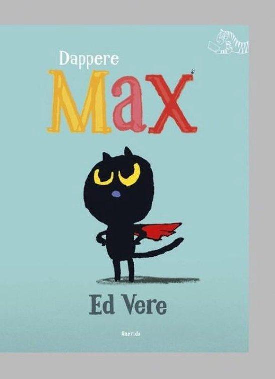 Tijgerlezen - Dappere Max - Ed Vere |